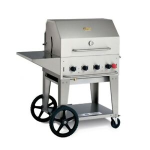 "30"" Crown Verity BBQ Grill"