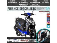 Lexmoto Echo Plus 50 50cc Big Wheel Cheap Scooter - Finance UK Delivery Warranty
