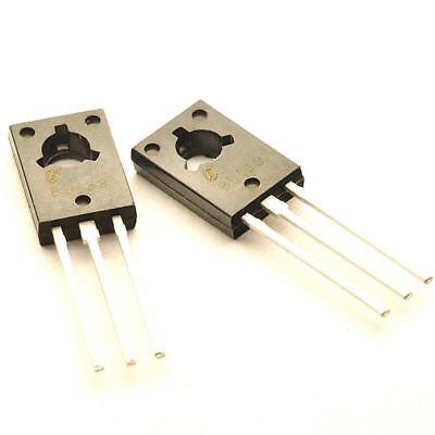 200pcs Power Transistor Bd139 Npn 1.5a80v To-126 Transistor