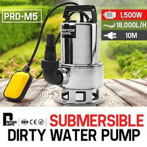 1500W Submersible Dirty Water Pump Bore Septic Tank Well Sewerage Brisbane City Brisbane North West Preview