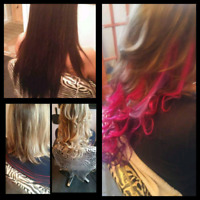 Rallonges capillaires pose Extentions 55$