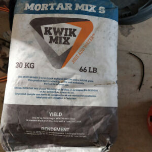 Mortar Mix S