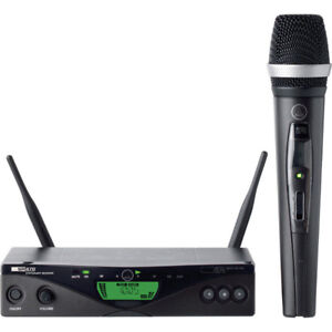 BNIB - AKG WMS470 VOCAL SET C5 Wireless Microphones System