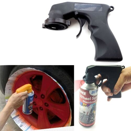 Sale Can Gun Aerosol Spray Can Handle With Full Grip Trigger For Painting Ebay