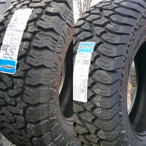 NEW LT37X12.5R20 AMP GRIPPER TIRES