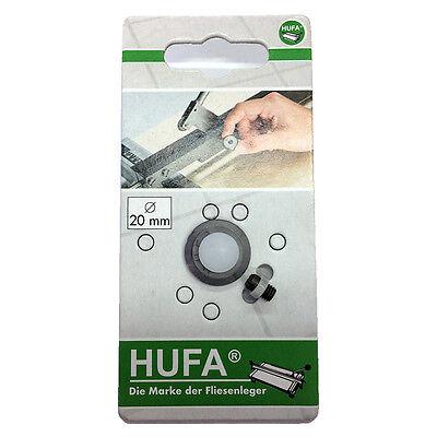 HUFA Ersatzrad Ø 20mm + Achse Hartmetall Schneidrad Schneidrädchen Schneidhexe