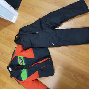 Snowmobile jacket and pants - Arctic Cat