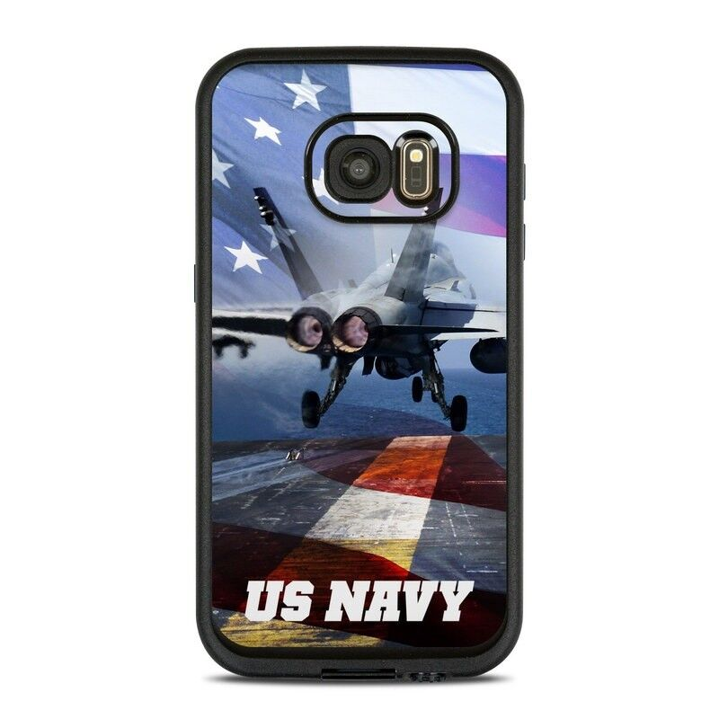 Skin for LifeProof FRE Galaxy S7 - Launch by US Navy - Sticker Decal