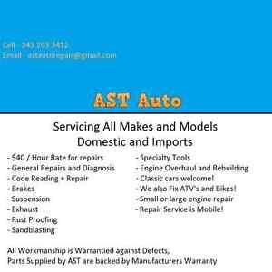 High Quality Rust Proofing for Cars, Trucks, Suvs, Vans, Trailer Belleville Belleville Area image 1