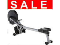 Superb Roger Black Professional Series Rowing Machine still boxed