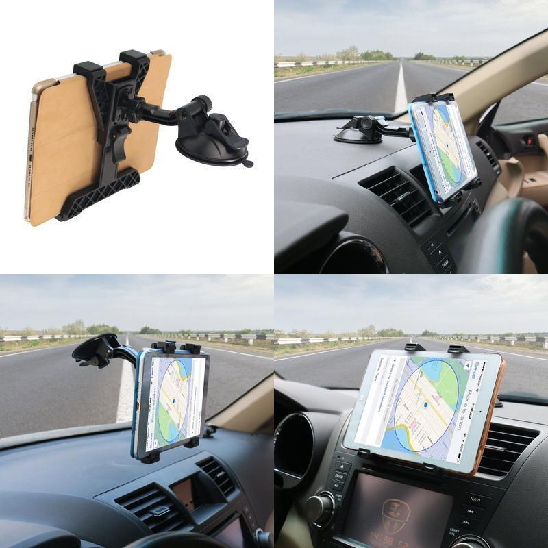 OHLPRO Car Tablet Mount Holder,Dash Tablet Holder for Car Wi
