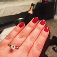 LOST: Engagement Ring, Reward offered