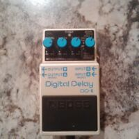 Boss Digital Delay DD-6