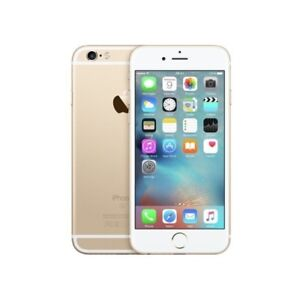 IPhone 6s  Gold  64 GB  ( Rogers )