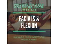 Private 1-2-1 Beginners Pilates Classes in Kentish Town: Tone Up for Summer!