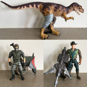 Jurassic Park The Lost World Lot of Action Figures