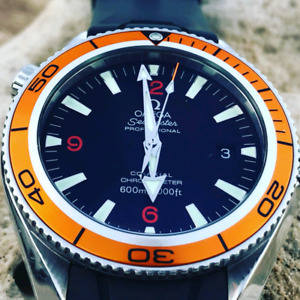 [Price Drop, Labour Day] Omega Seamaster Planet Ocean 2209.50