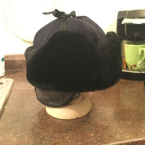 PRICE REDUCED! Vintage men's trapper hats for sale