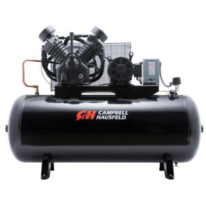 Campbell Hausfeld 10 HP Air Compressor 2 Years Old