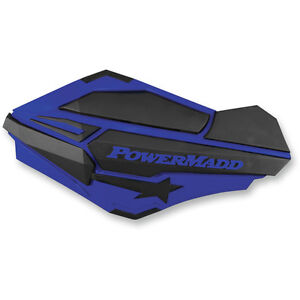 PowerMadd Sentinel Handguards + PowerMadd Motorcycle mount kit