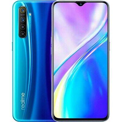 Smartphone Realme XT,Dual-SIM, 4G,64GB, 6GB RAM, Blu Pearl Blue Versione Global