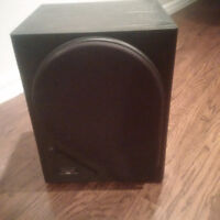 Polk Audio Speakers with Receiver