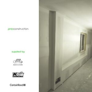 DRYWALL + PLASTER ● RESIDENTIAL  l  COMMERCIAL Cambridge Kitchener Area image 1
