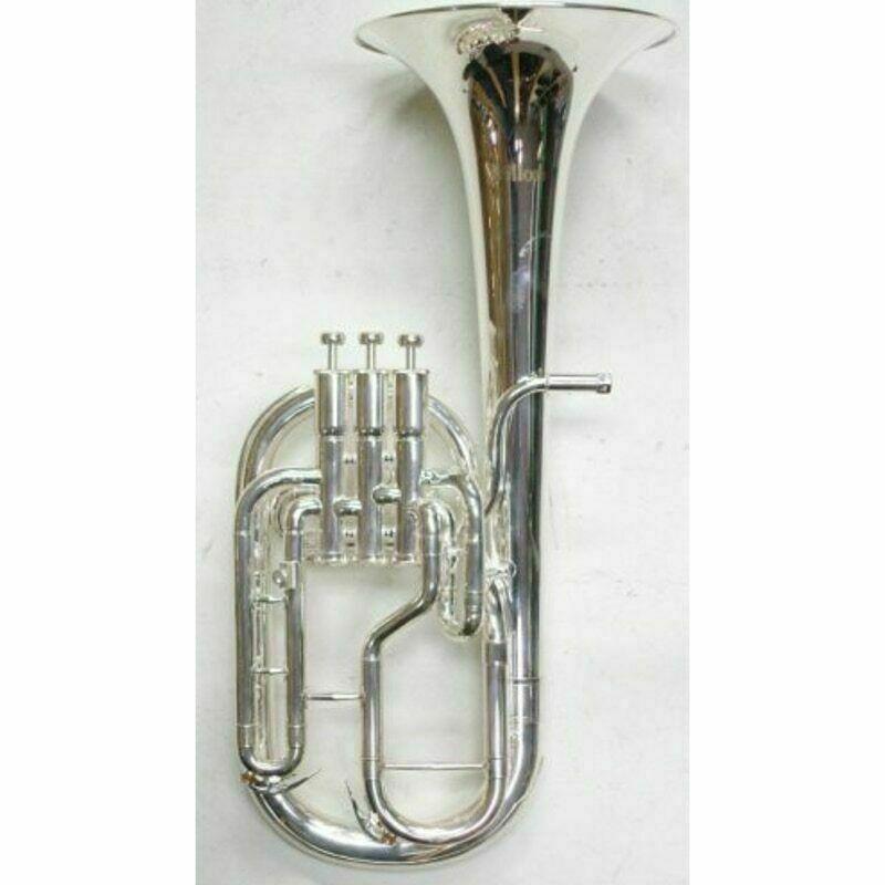 Dillon Alto Horn Silver Plate