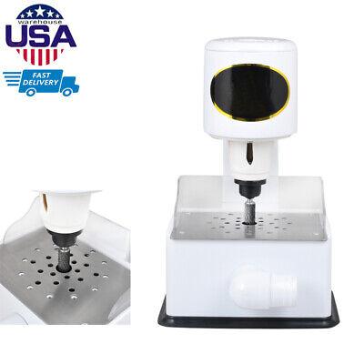 Us 110v Dental Grind Inner Laboratory Model Arch Trimmer Trimming Lab Equipment