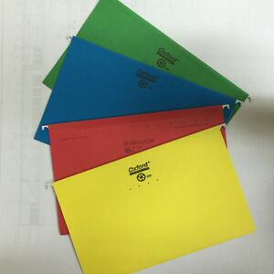 Hanging File Folders (Oxford) 8.5 x 14