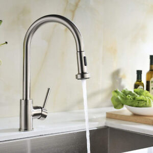 Avola Solid Brass Sink Kitchen Faucet (new)