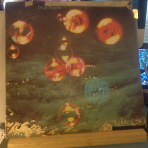 Deep Purple Who Do We Think We Are? Vinyl