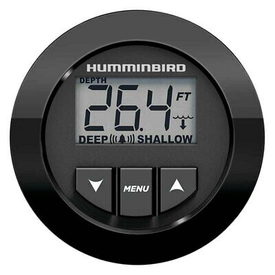 Humminbird HDR650 Depth Finder w Transom Mount Transducer