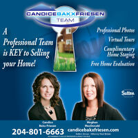 A Professional TEAM is Key to Selling Your Home!