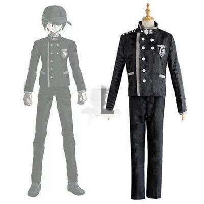 Danganronpa V3 Killing Harmony Shuichi Saihara Cosplay Halloween Costume New