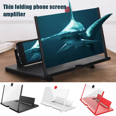 Thin Foldable Mobile Phone Screen Amplifier HD Stand Best Cell Holder (Best Screen Mobile Phone)