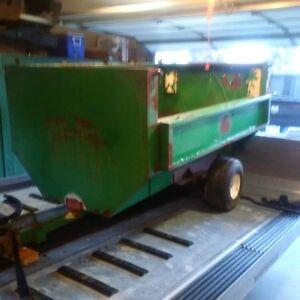 4x6 Heavy duty trailer
