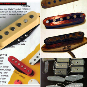 I am looking for broken guitar pickups