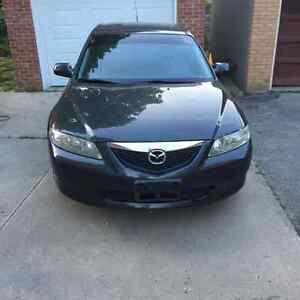 Mazda6 Sedan. Mint Condition!