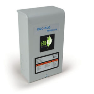 Brand New ECOFLO Control Box for 4 Inch Sub Well Pmp, 3/4HP, 3W
