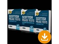 "Scottish Police Test ""Books"" + Interview"
