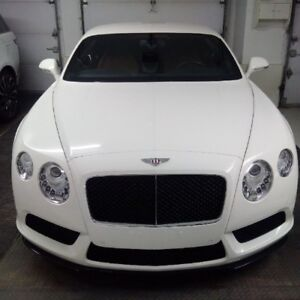 2014 Bentley Continental GT V8S-Price reduced to sell!