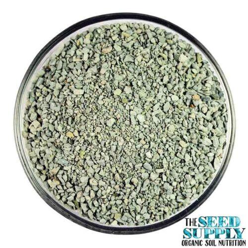 20 Pounds Granular Clinoptilolite Zeolite Organic Silica Natural Water Retention