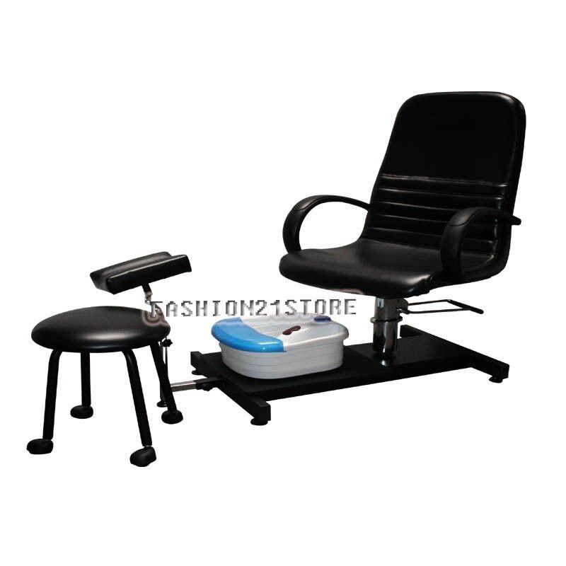 Pedicure Spa Chair Hydraulic Beauty Salon Equipment NEW