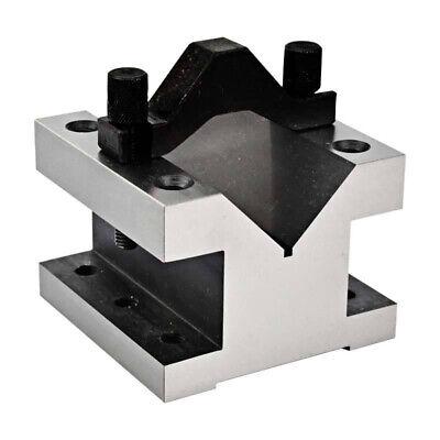 Precision V Blocks Clamp Tool Gauge V-blocks Set Workholding 10510578mm