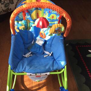 Infant/Toddler Rocker $15
