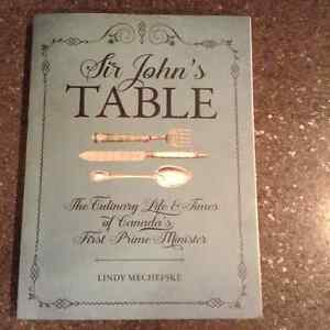 Sir John's Table by Lindy Mechefske
