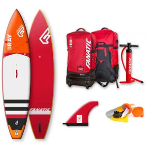 "12'6"" Fanatic Ray Air Premium SUP"