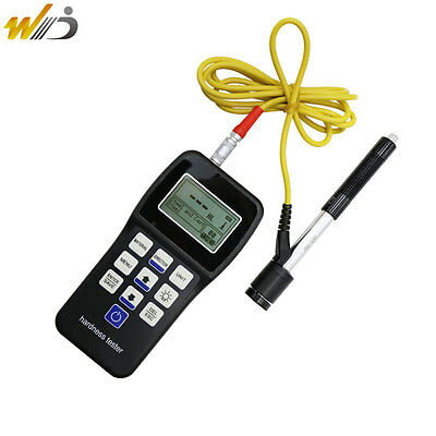 Portable Rebound Leeb Hardness Tester Durometer For Metal Steel Shipped By Dhl