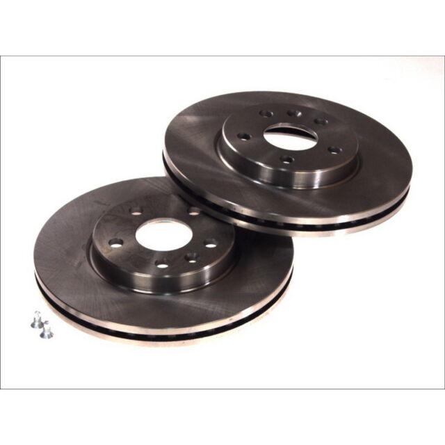 Bremsscheiben, 2 Stück DELPHI BG4191